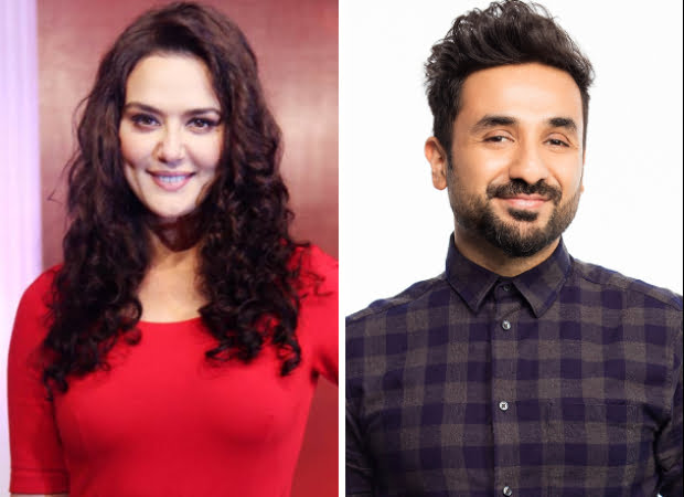 Preity Zinta and Vir Das' episode of Fresh Off The Boat to air on Republic Day