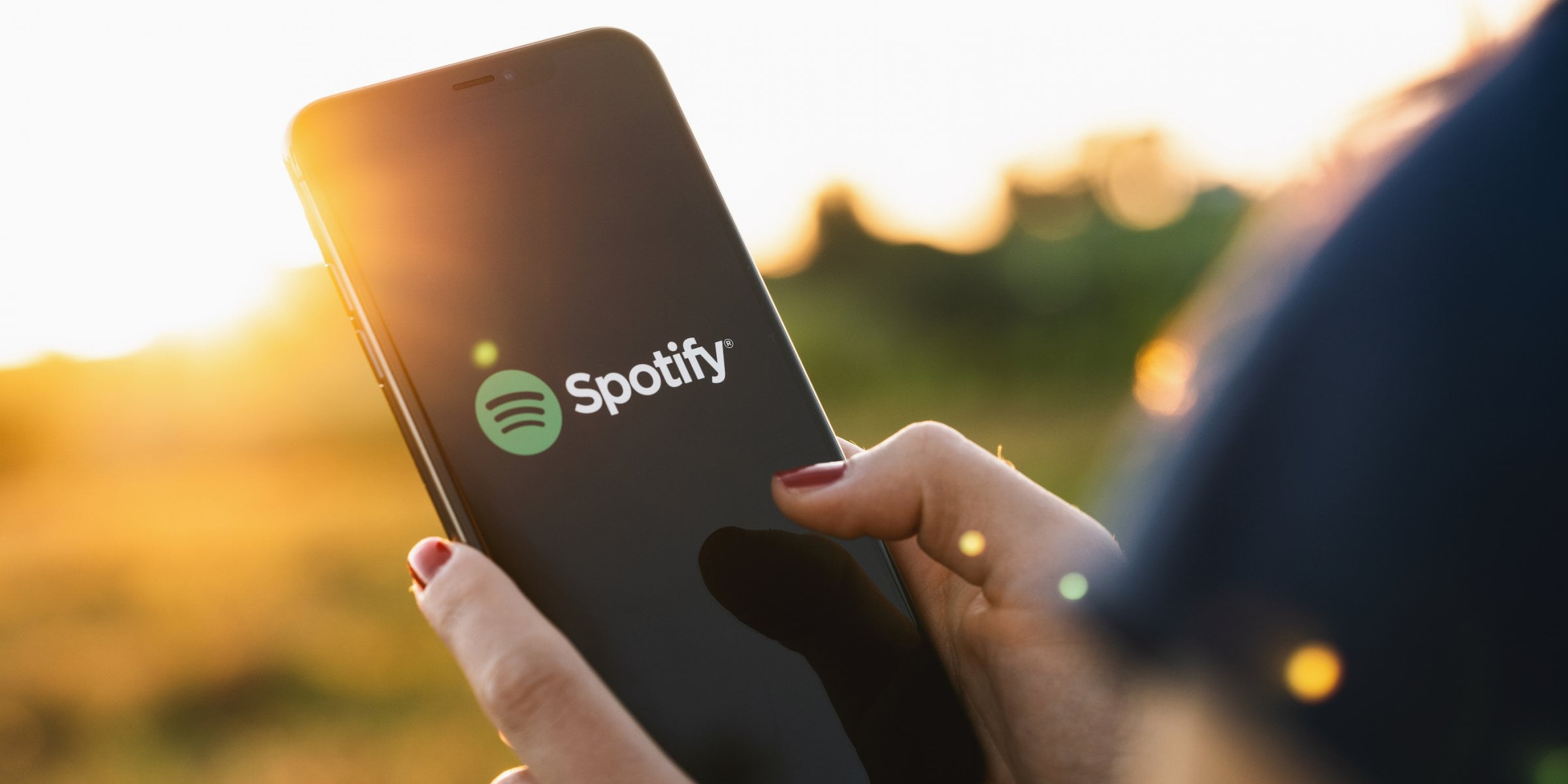 Spotify mobile iPhone