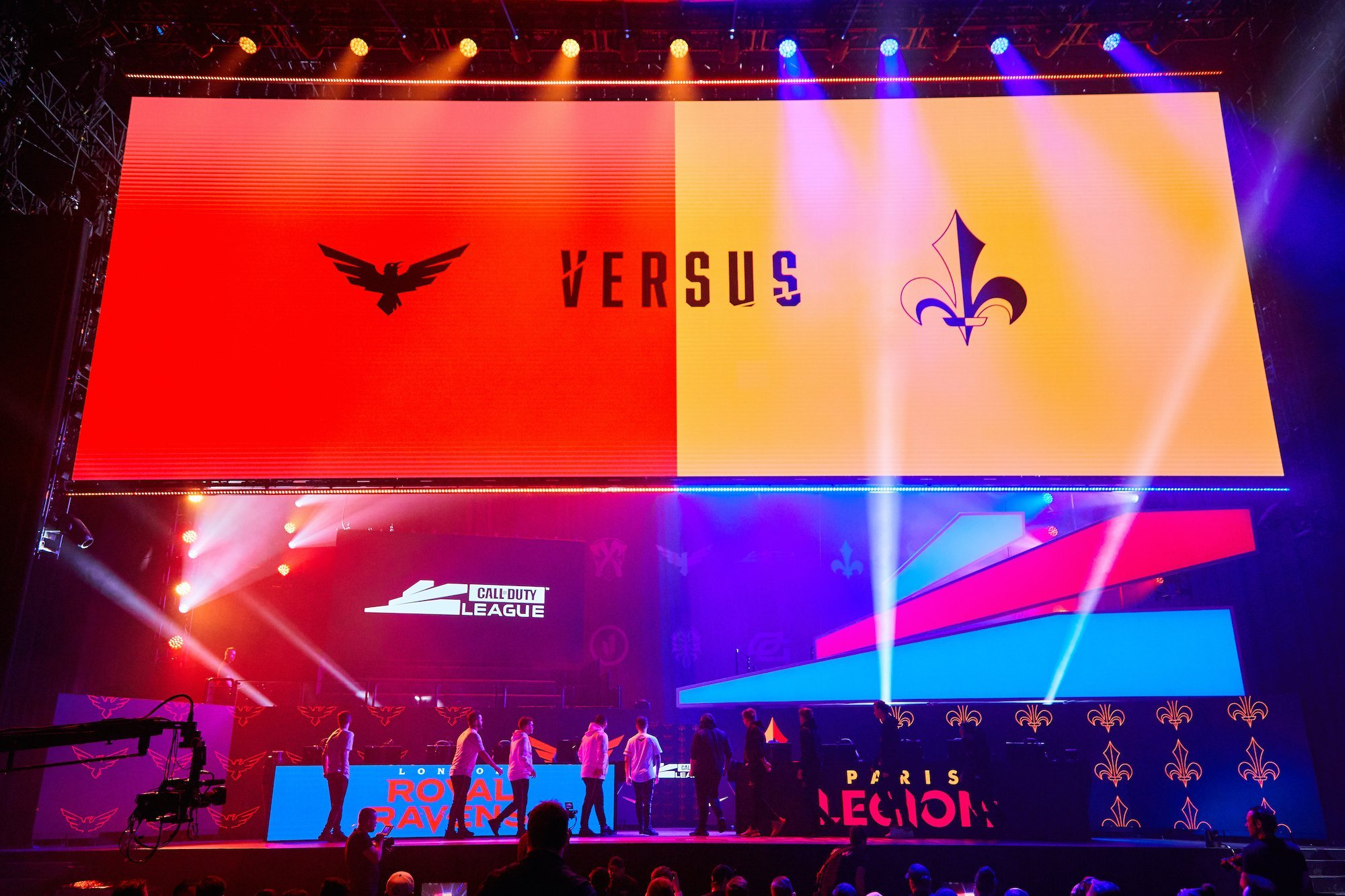 Call of Duty League Main Stage