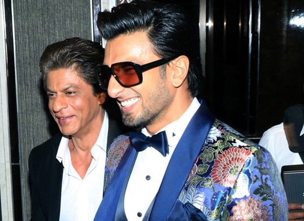 Shah Rukh Khan does a test shoot for Mogambo with Ranveer Singh for Ali Abbas Zafar's Mr. India 2?